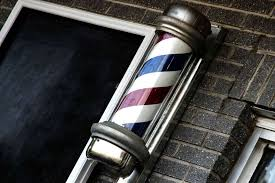 Flag White On Top Red On Bottom Why Are Barber Poles Red White And Blue Mental Floss