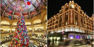 christmas stores christmas shopping luxury department stores