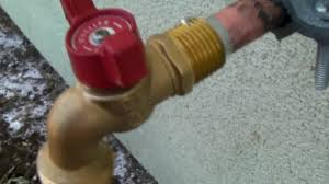 install a ball valve quarter turn hose bib youtube