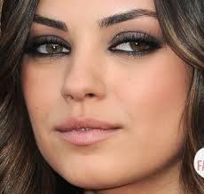 Image of mila kunis yeux