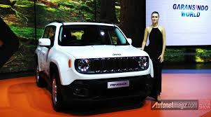 jeep indonesia jeep renegade white garansindo indonesia autonetmagz