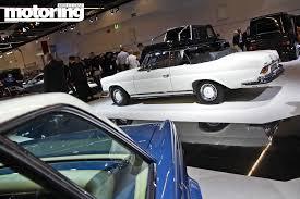 classic mercedes models frankfurt 2013 brabus classic motoring middle east car news