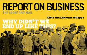 what we learned from the lehman collapse the globe and mail