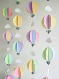 hot air balloon decorations make hot air balloon decorations make your own hot air balloon