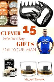 valentine u0027s day gift guide 15 clever gifts for your man