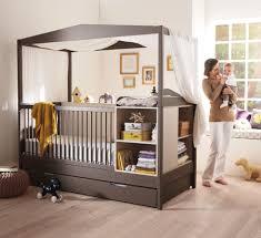 chambre bebe original lit bébé original garcon pas agencement fille linge blanc simple