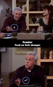 Frasier Thanksgiving Frasier 1993 Mistakes In The Apparent Trap