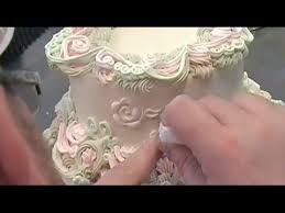 Lace Cake Decorating Techniques 113 Best Piping Tips Images On Pinterest Cake Decorating
