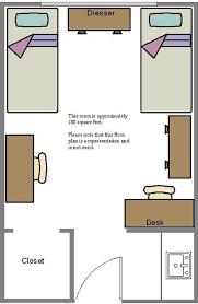 room floor plans residence halls ndnu