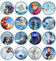 25 frozen cupcake toppers ideas frozen