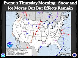 Weather Maps Noaa 2014 Historic Winter Storm