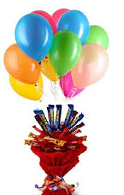 delivery of balloons delivery balloons in allahabad florist gifts shop send chocolate