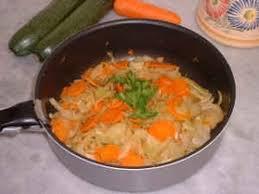 cuisiner les carottes recette de fenouil et carottes la recette facile