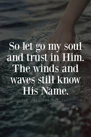 word quotes waves sea storm bible quotes