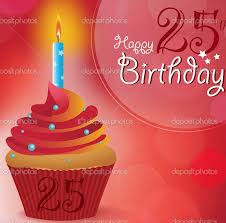 outstanding 25th birthday wishes 2016 1000 ideas about 25th birthday wishes on 25 best ideas about