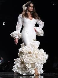 robe de mariã e espagnole robes de mariée espagnole le de la mode