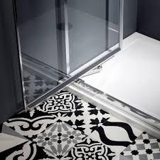 Infold Shower Door Simpsons Edge Infold Shower Door Uk Bathrooms