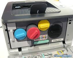 samsung clp 350n color laser printer letsgodigital