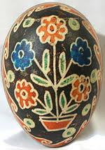 ukrainian egg pysanka