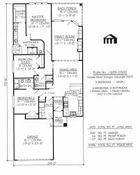 homes for narrow lots narrow house plans with front garage best of narrow lot modern