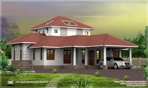 kerala style house elevation single storey home design and style