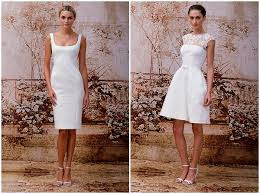 cocktail wedding dresses lhuillier 2014 fall collection cocktail wedding dress