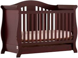 Reagan 4 In 1 Convertible Crib by Crib Cherry Products On Sale