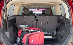Ford Explorer Trunk Space - vwvortex com 2017 gmc acadia what say you tcl