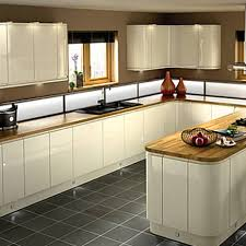 kitchen compare com compare retailers cream gloss handleless