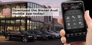 beiner audi biener audi mobile app audi sales in great neck ny