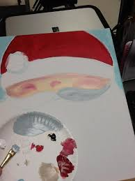 how to paint santa claus snapguide