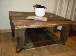 how to make pallet coffee table awesome pallet coffee table