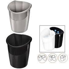 poubelle bureau corbeille bureau tri selectif dans poubelle achetez au meilleur
