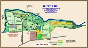 Map Of Sandusky Ohio by Unger Park Crawford Park District