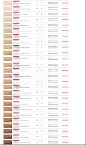 makeup forever hd foundation shade matcher the world of make up