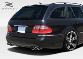 2009 mercedes e350 wagon mercedes e class rear bumpers mercedes e class wagon e63 look