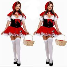 Red Riding Hood Costume Aliexpress Com Buy 2017 New High Quality Little Red Riding