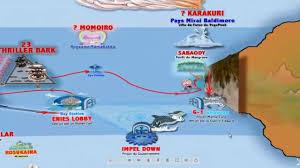Interactive World Map Nouveau Monde One Piece La Nouvelle Carte Interactive Shinsekai