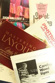 books magazines u0026 dvd u0027s signwriting u0026 pinstriping