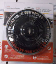 12 volt clip on fan 12 volt portable fans ebay