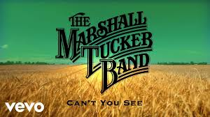 the marshall tucker band can u0027t you see audio youtube