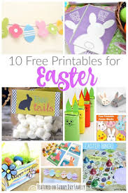 free easter cards 10 free printables for easter decorations treats easter