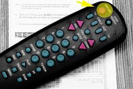 remote to turn off lights how to program an rca systemlink 4 remote control techwalla com
