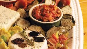 Mediterranean Style Food - mediterranean style party platter
