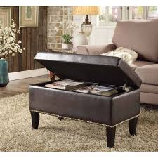 Pull Out Ottoman Amazing Coffee Table With Pull Out Ottomans 48 In Living Room
