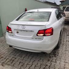 lexus gs 350 for sale in nigeria tin can cleared 2008 lexus gs 350 autos nigeria