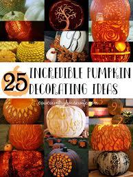 Nightmare Before Christmas Decorations Halloween Van Gogh 25 Incredible Pumpkin Decorating Ideas