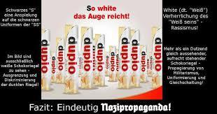 rassistische sprüche 4 beweise dass duplo white dreckige nazipropaganda ist
