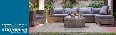 Patio Outdoor Rugs by Amazon Com Brown Jordan Prime Label Outdoor Furniture Rug 5x7