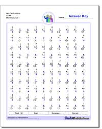 number fact families fact family worksheets